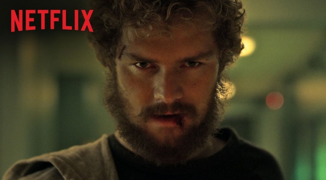 Netflix and Marvel's Iron Fist Trailer At NYCC