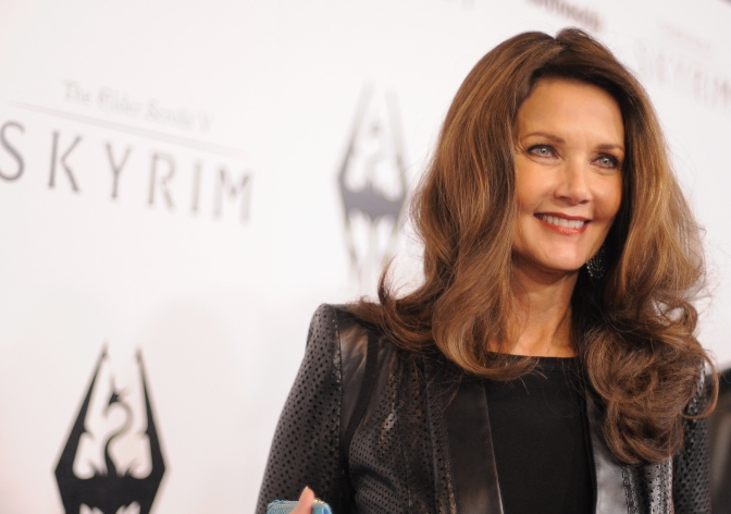 'Supergirl' Meets 'Wonder Woman': First Look at Lynda Carter's Presidential Role — Variety