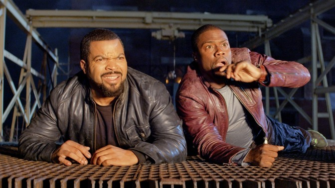 Ice Cube-Kevin Hart Comedy 'Ride Along 3' in Development — Variety