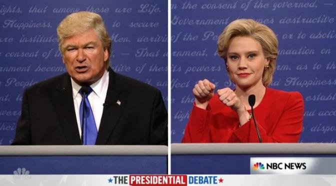 'SNL's debate spoof more popular than actual debate — New York Post