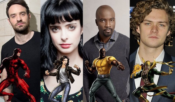 The Defenders Surprise The NYCC
