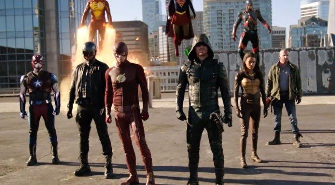 'Supergirl'-'Flash'-'Arrow'-'Legends' Crossover Review: CW's Latest Team-Up Strongest & Most Ambitious Yet — Deadline