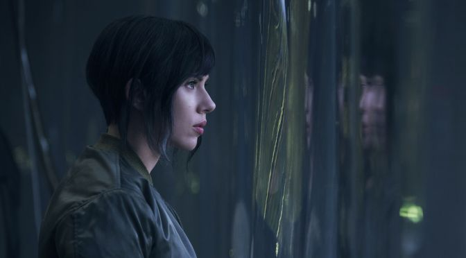 First Ghost In The Shell Trailer Dropped And WOW!!!