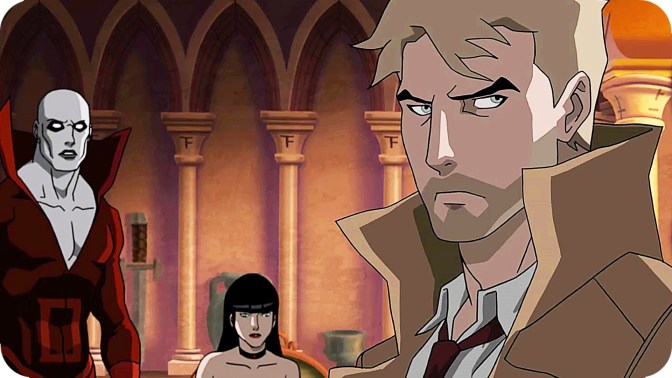 Justice League Dark Trailer
