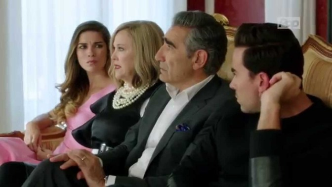 'Schitt's Creek' Paddles Back For Season 3 In January On Pop — Deadline