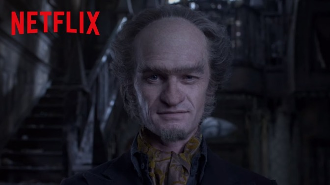 Netflix – Lemony Snicket's A Serious of Unfortunate Events Trailer 2