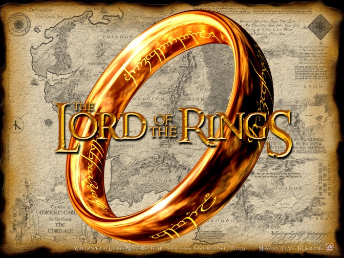 Lord of The Rings 15th Anniversary was yesterday.