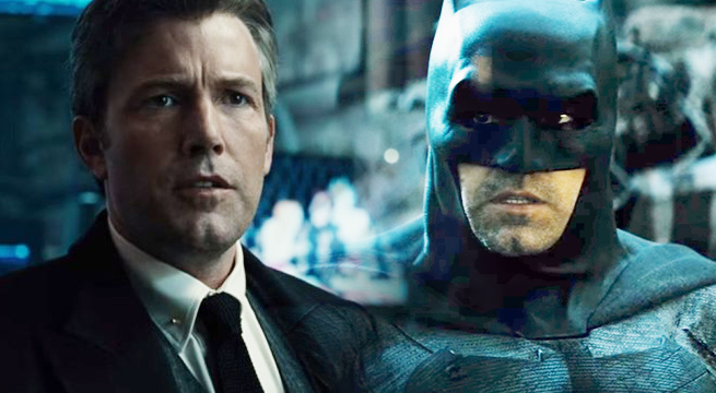 Ben Affleck Stepping Down As Director of 'The Batman""