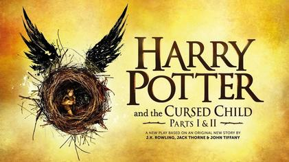 Harry Potter :The Cursed Child. Possible movie adaptation in the works.