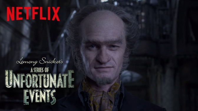 Lemony Snicket's A Series Of Unfortunate Events Featurette