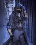 Lyz Brickley - Bloodborne hunter