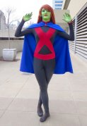 Miss Martian — with Ulises Felix.