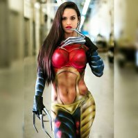 Renee Enos as Lady Deathstrike