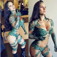 Renee Enos as Witchblade