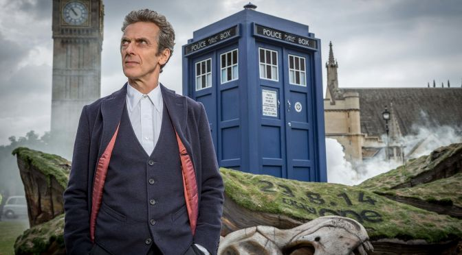 Peter Capaldi Exiting Doctor Who