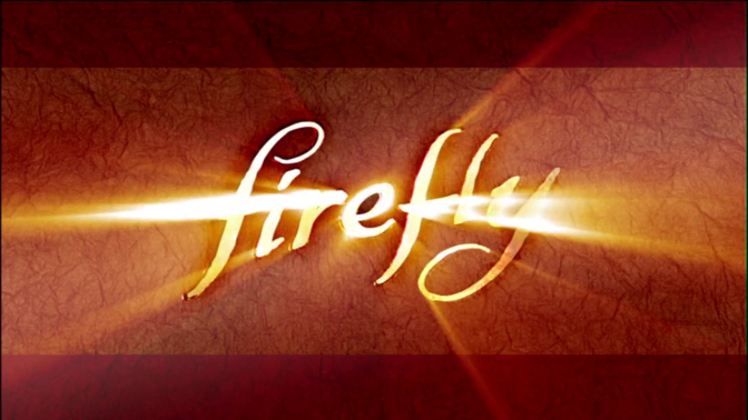Joss, The fate of Firefly is in your hands now. No Pressure…….