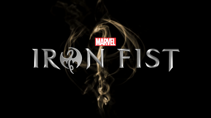 Netflix Original Series Marvel's Iron Fist – I Am Danny Rand