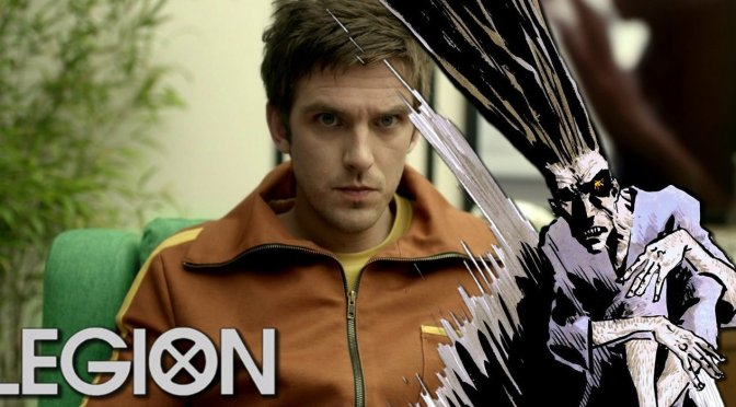 Legion -FX – Episode 1- Not really a review, review