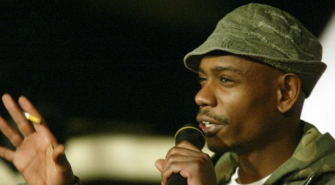 Dave Chappelle Coming To Netflix