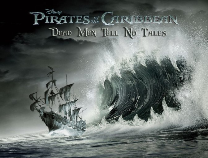 Pirates of the Caribbean: Dead Men Tell No Tales Part 1?