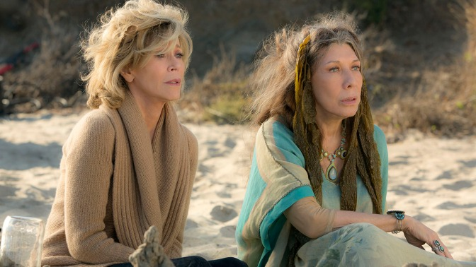 "Trailer for Netflix ""Grace and Frankie"" Season 3"