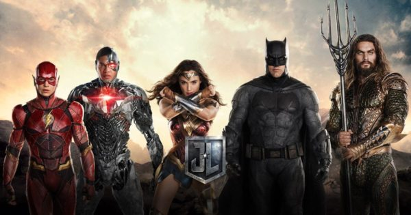 Justice League Trailer #1