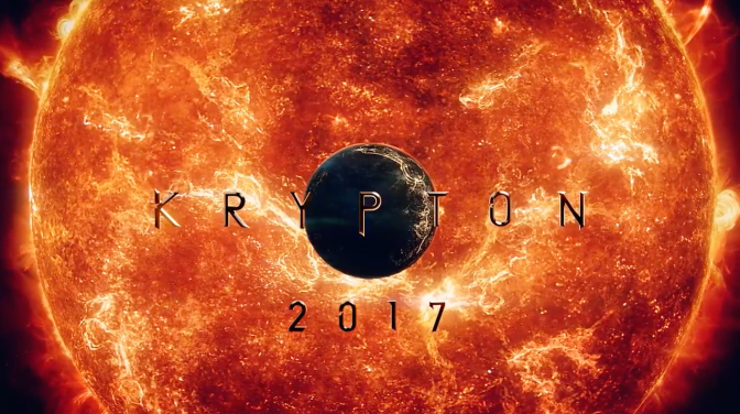 KRYPTON –  SYFY – Trailer review and a few thoughts