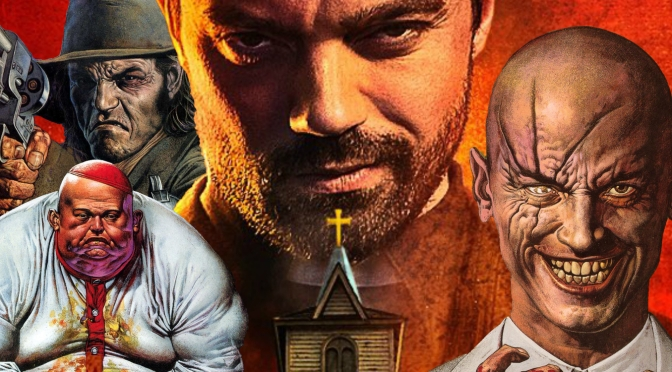 Oh Goodie The First Official Preacher Season 2 Trailer