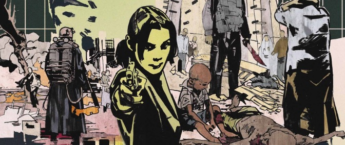 DC-VERTIGO – Savage Things – #2 – review and a few thoughts
