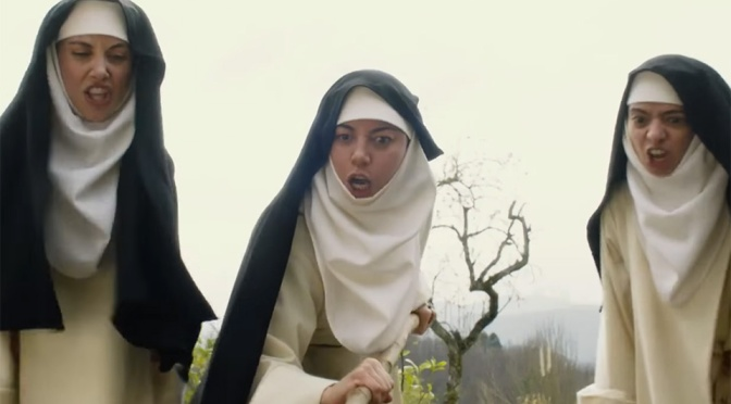 THE LITTLE HOURS Red Band Trailer
