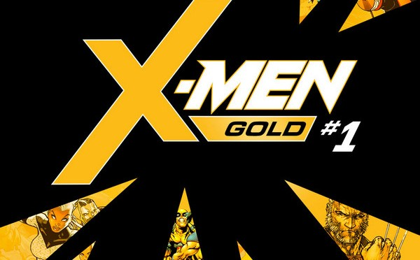 Marvel – X-men -Gold- #1 – Review and a few thoughts