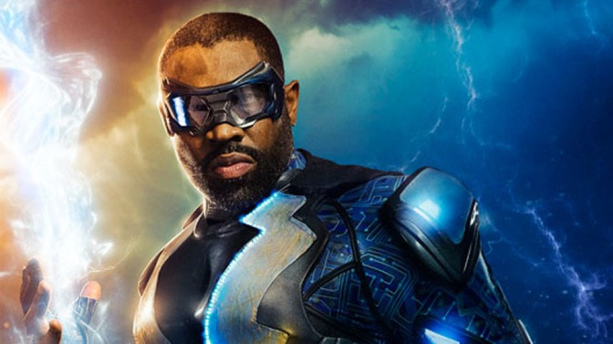 Black Lighting Coming To CW