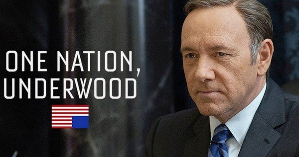 Netflix – House of Cards Premiere – One nation Under….Wood.