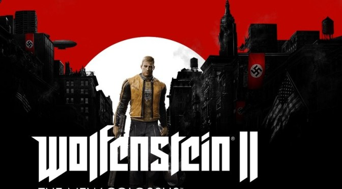 Wolfenstein 2: The New Colossus Reveal Trailer – E3 2017: Bethesda Conference