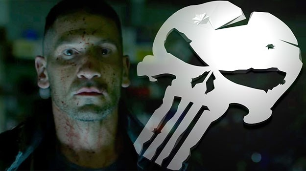 Jon Bernthal in The Punisher Skull Armour