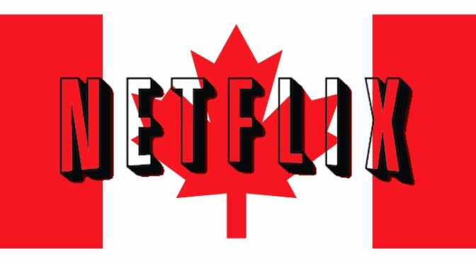 Coming To Netflix Canada In October