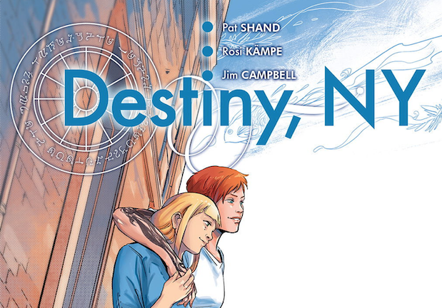 """Destiny, NY: Volume Two"" Launches on Kickstarter"
