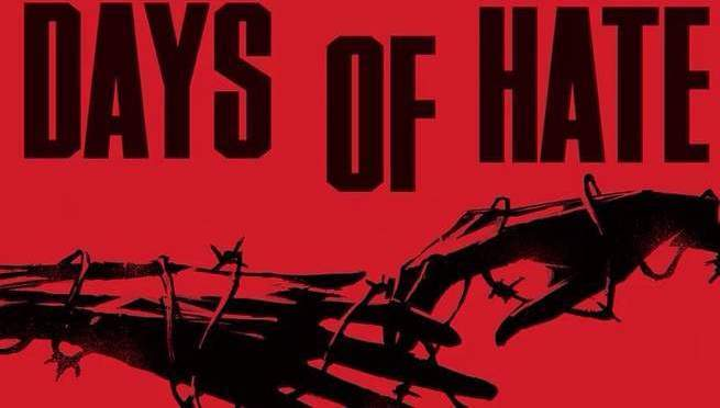 Days of Hate 1# of 12 – Image