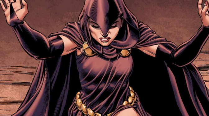Raven:Daughter of Darkness #1 of 12- DC