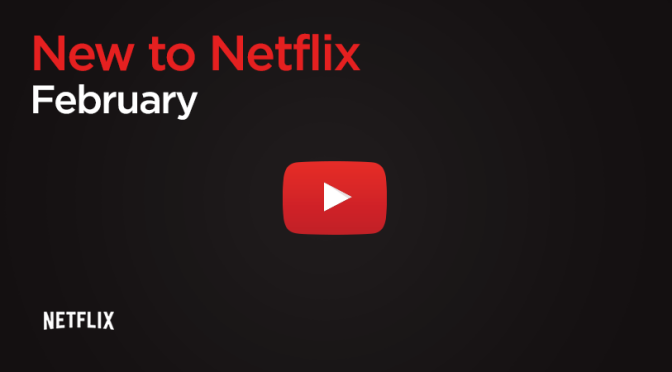 Coming to Netflix Canada In February