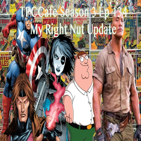 TPCCafe Season 3 Ep 143 My Right Nut Update