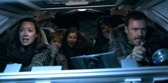 Netflix – Lost In Space