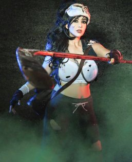 Me as Casey Jones!
