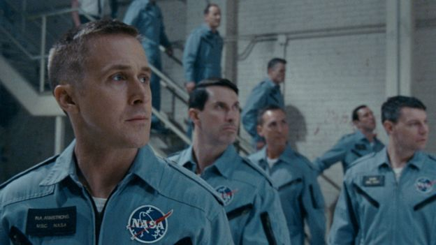 Trailer For First Man Starring Ryan Gosling