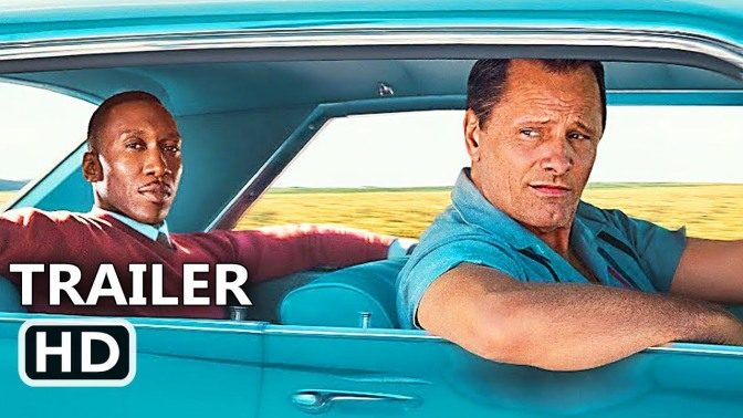 Green Book HD Trailer