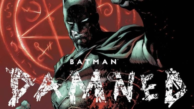 No Reprints Of Batman: Damned #1