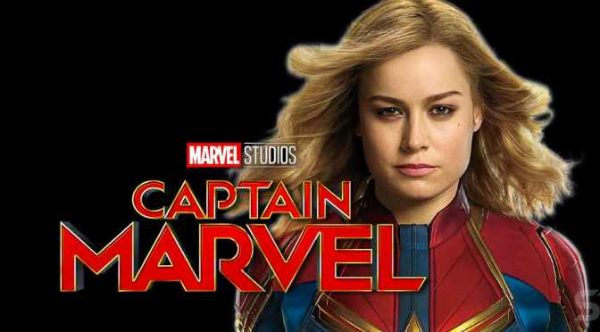 Captain Marvel – A Few Thoughts By Brian LaBelle