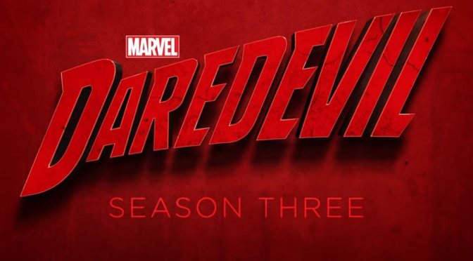 Marvel/ Netflix Daredevil Season 3 Thoughts So Far *May Contain Some Spoilers*