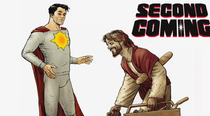 Comic Review – SECOND COMING #1 – AHOY COMICS